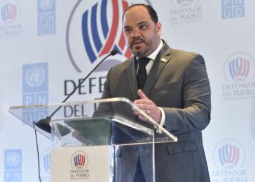 Defensor del Pueblo presenta junto al PNUD nuevo modelo de gestión