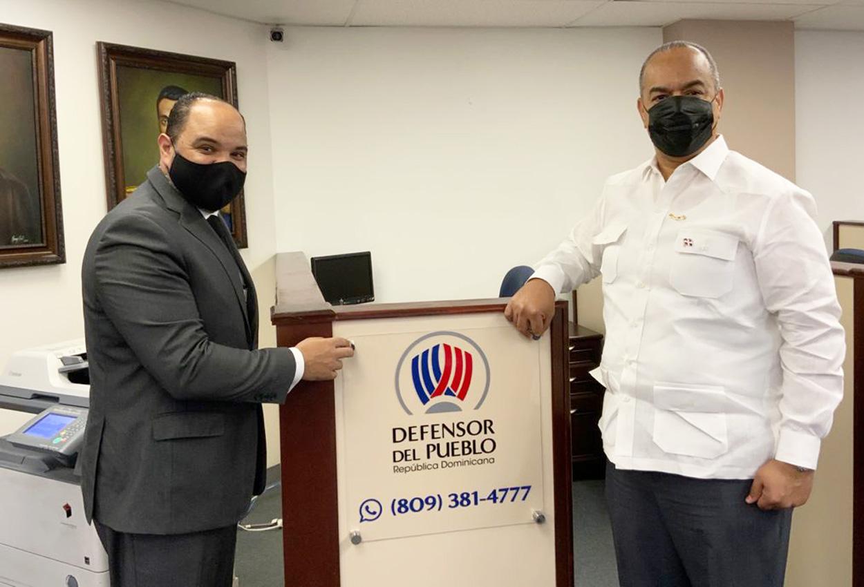 Defensor del Pueblo tendrán unidad de atención al ciudadano en Puerto Rico