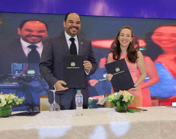 Defensor del Pueblo y Participación Ciudadana firman acuerdo para promover educación sobre derechos humanos